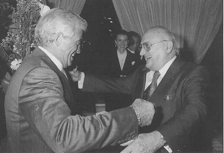 Verneuil et Belmondo