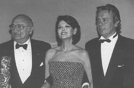 Verneuil, Cardinale et Delon