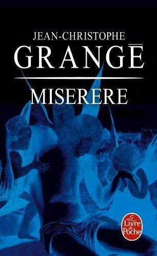 Acam livres arm niens grange jean christophe - Nouveau livre jean christophe grange ...