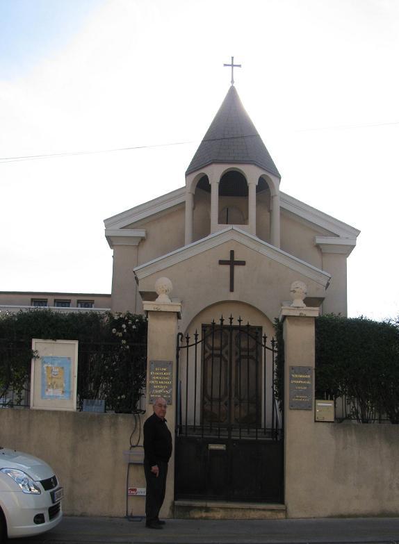 quartiers juifs marseille