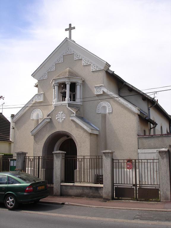 eglise catholique Garges-lès-Gonesse