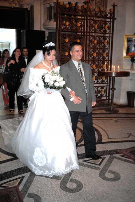 entre de la fiance - Religion Armenienne Mariage